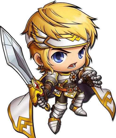 Dawn Warrior - MapleWiki - the free MapleStory database anyone can edit