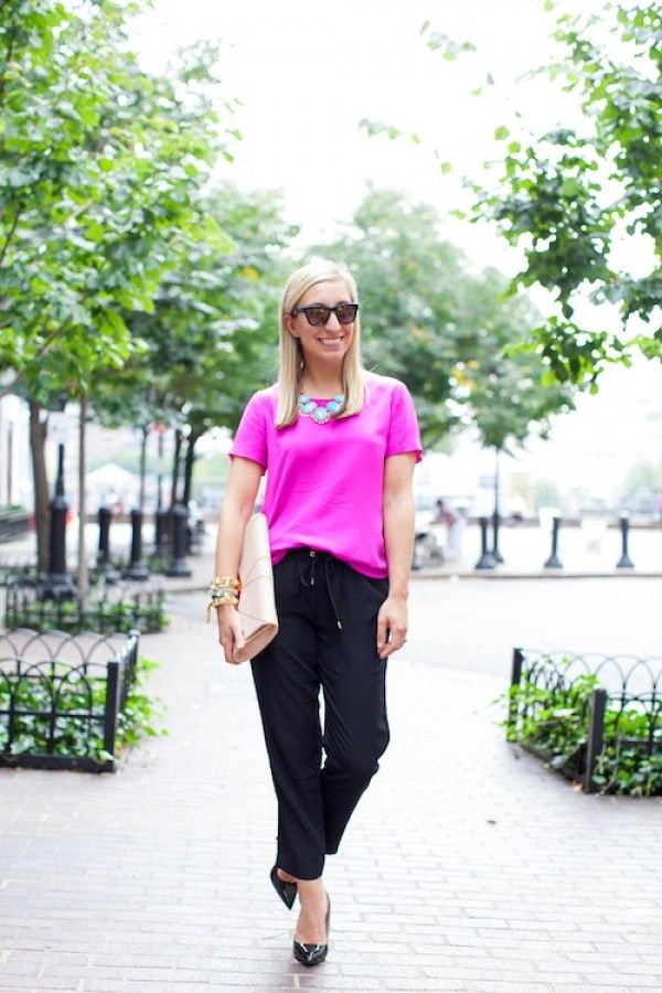 Style Sessions: Slouchy Pants Three Ways