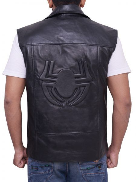 Spiderman Noir Costume Vest