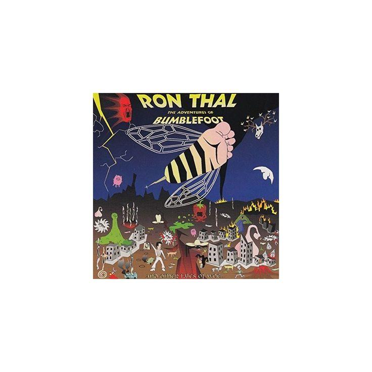 Ron Thal - Bumblefoot (Vinyl)