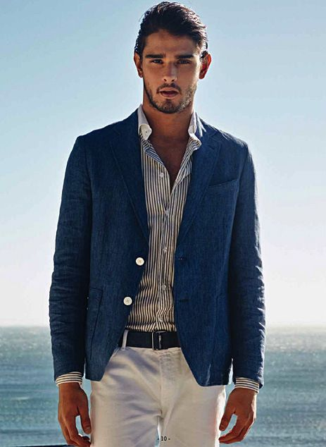 Marlon Teixeira Stars in Scapa Sports' Summer 2013 Lookbook