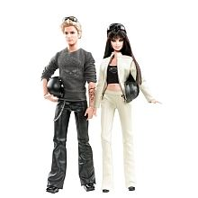 """Barbie - Collector Pink Label - Harley-Davidson Barbie and Ken Doll Giftset - English Edition - Mattel - Toys""""R""""Us"""