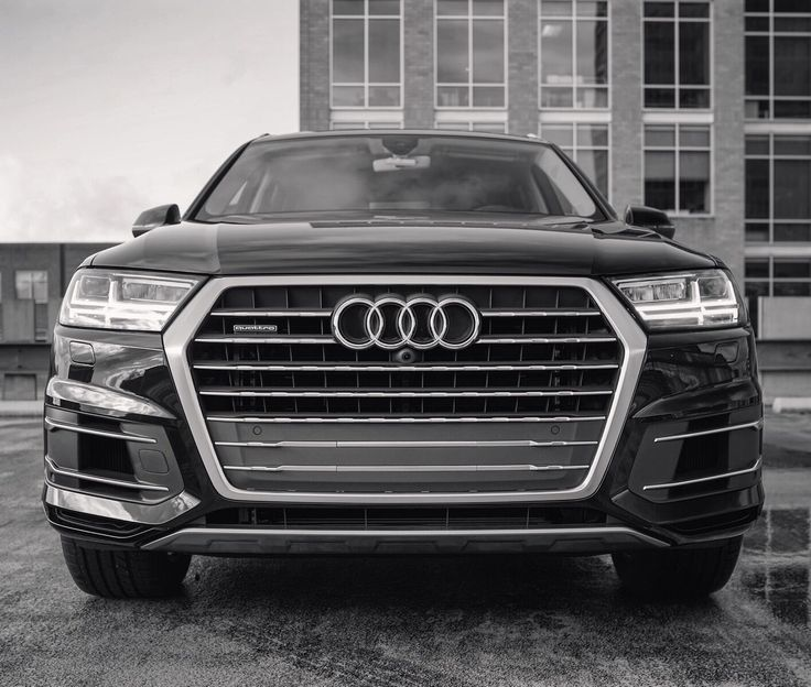 28 Best Audi Q7 Images On Pinterest Seattle All Black And Apples