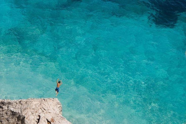 La Cala Goloritze en Sardaigne