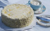 Limoncello Mascarpone Layer Cake / Cakes / Categories / Recipes / Stork