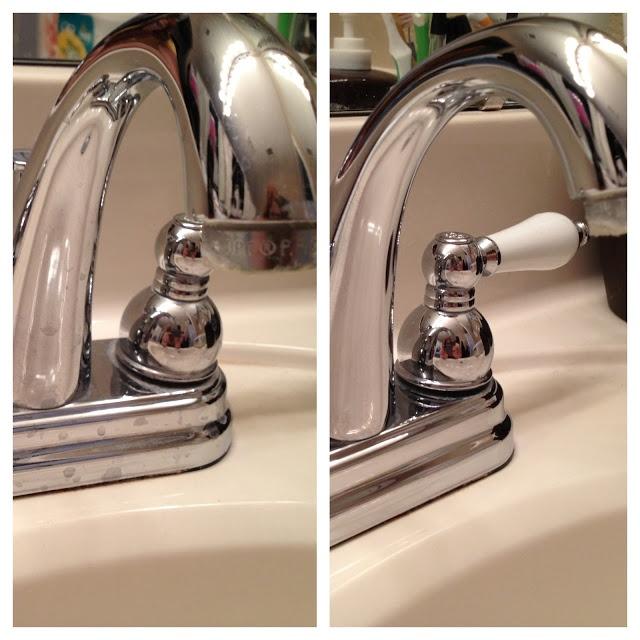 using vinegar to clean oven, bathtub, etc.