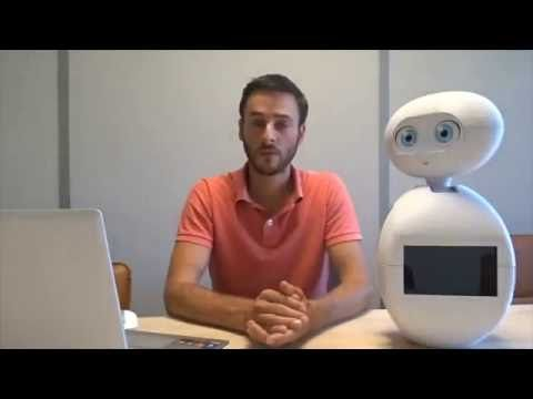 Démo Robot Fuzzy  By RIFFT - Campagne CrowdFunding
