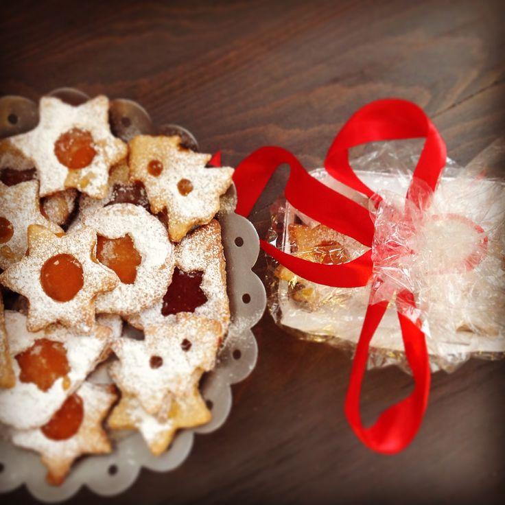 Lekváros diós karácsonyi finomság – szuper fincsi!