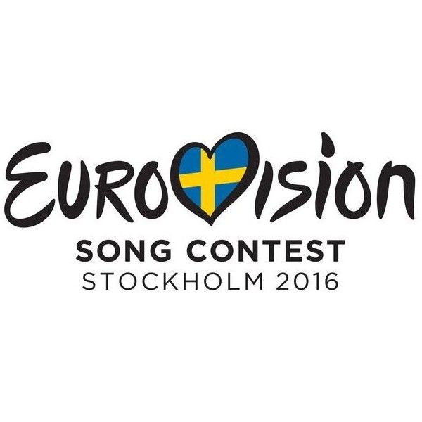 Eurovision Song Contests programledare 2016 avslöjas ❤ liked on Polyvore featuring phrase, quotes, saying and text
