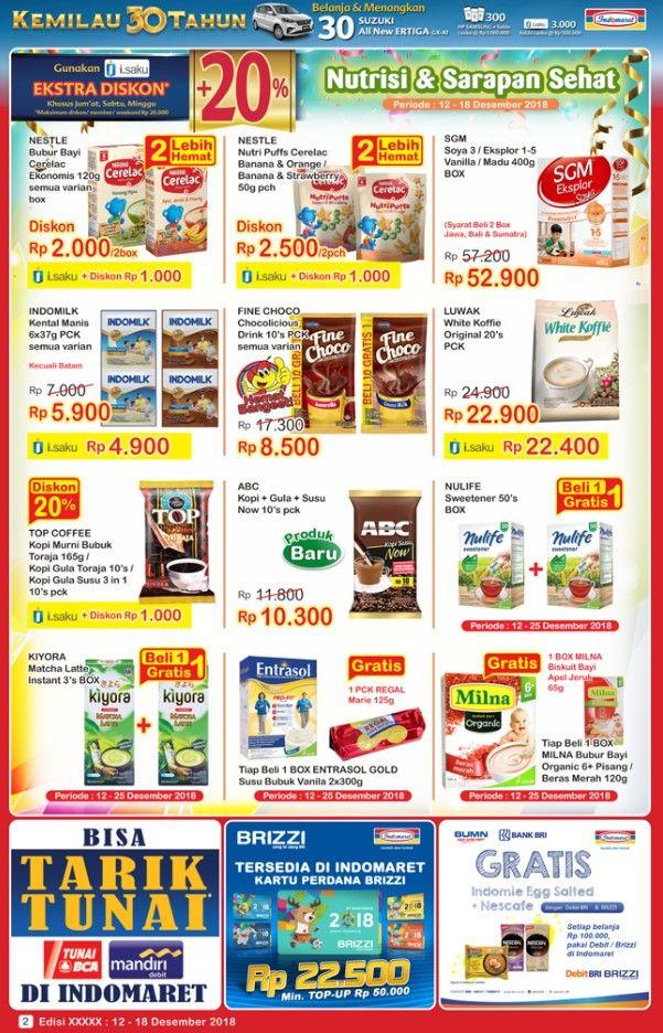 Katalog Promo Jsm Indomaret Sarapan Sehat Nutrisi Vanilla