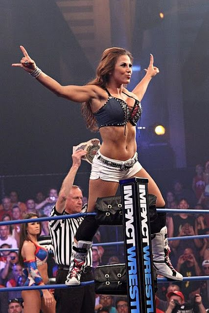 TNA Knockout Mickie James
