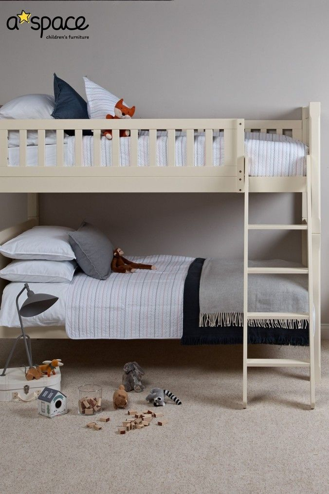 Aspace Charterhouse Bunk Bed Products In 2019 Bunk Beds White