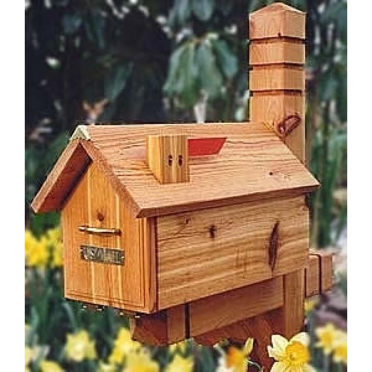 Mailbox Plans Diy Wooden Mailbox Diy Mailbox Cute766