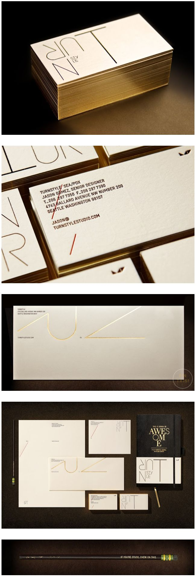 72 best Foil stamped images on Pinterest | Business cards, Graphics ...