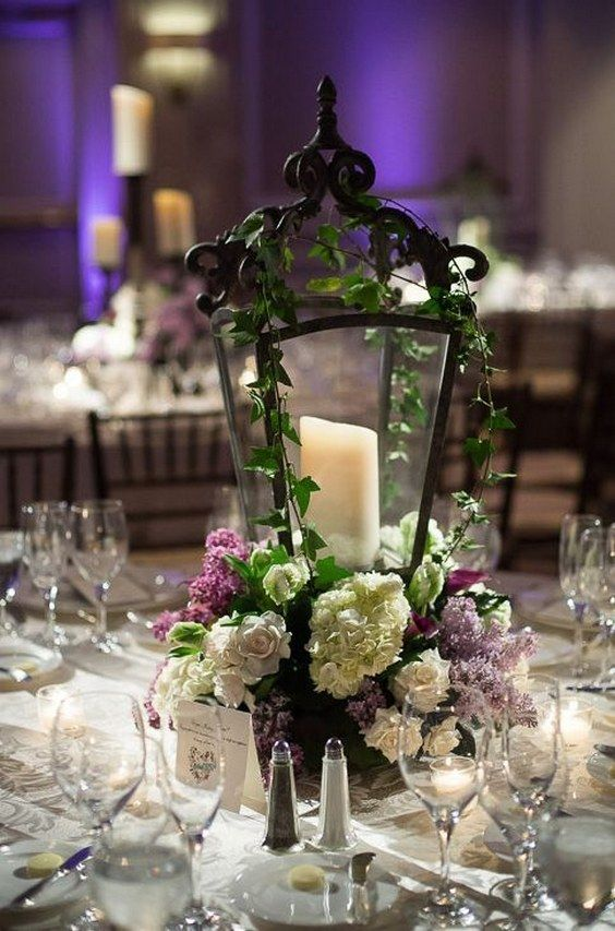 Best low less formal rustic chic centerpieces images