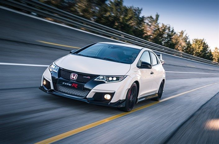 Honda anuncia preço do novo Honda Civic Type R