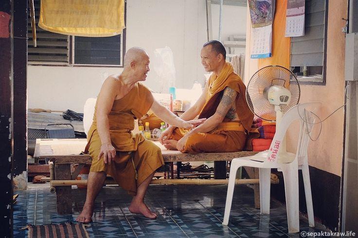 스냅 사진의 기본을 담은 태국 여행 사진  * 세팍타크로 라이프 : http://sepaktakraw.life/2969
