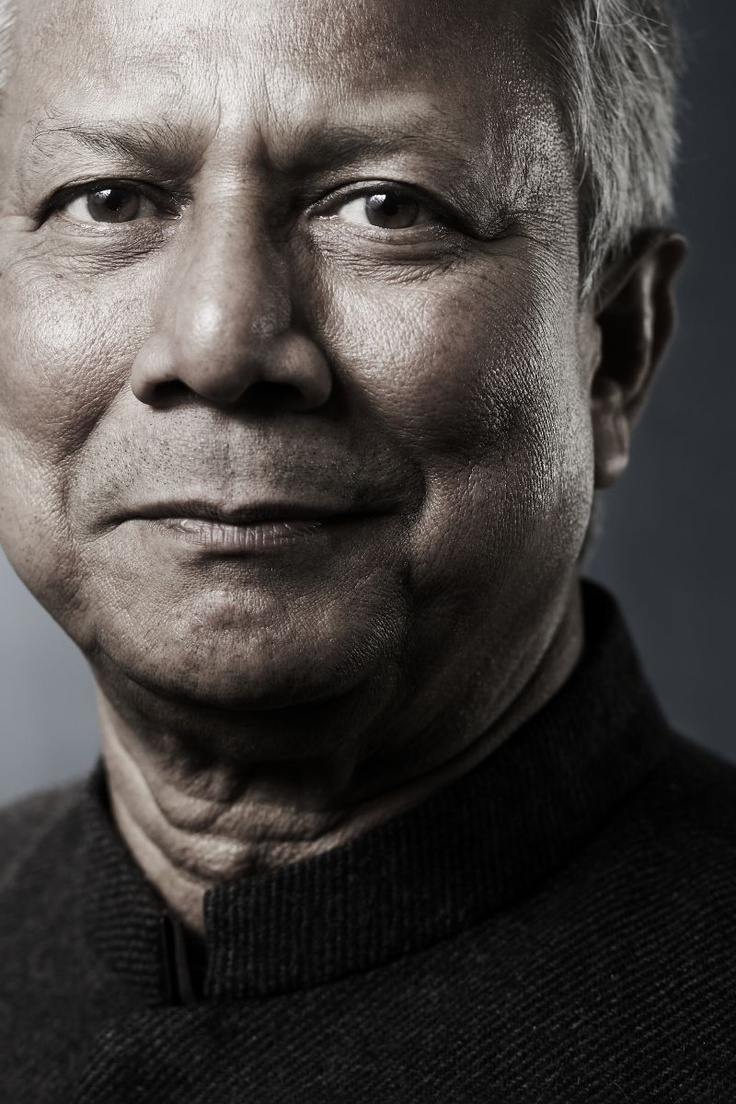 muhammad yunus creator of micro finance nobel peace prize winner