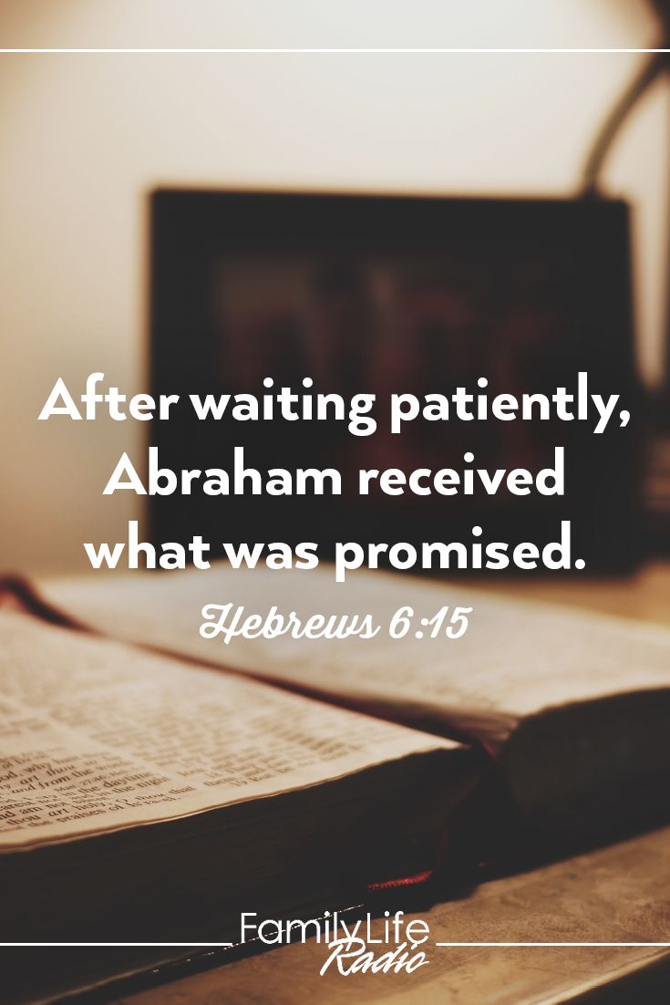 Let's make sure that we pass the #promises of God to those who follow and leave a strong spiritual heritage to future #generations. #HopeforYourDay