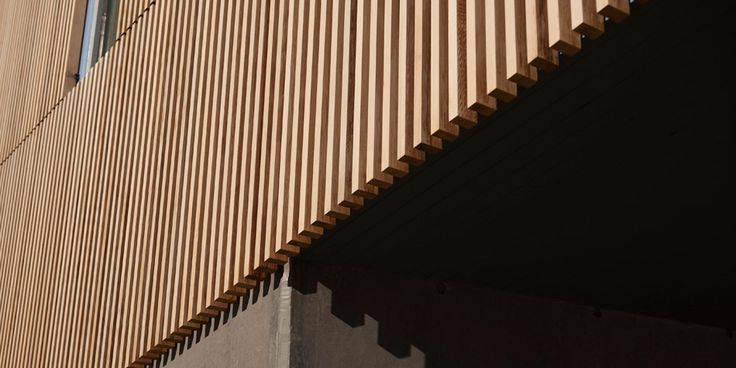 Screenwood - quality modular timber panel systems