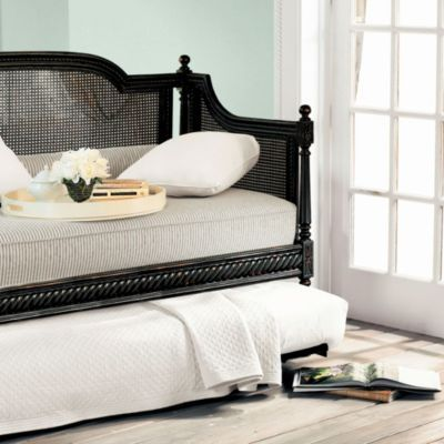 Louis Daybed with Trundle. For guests and movie nights.