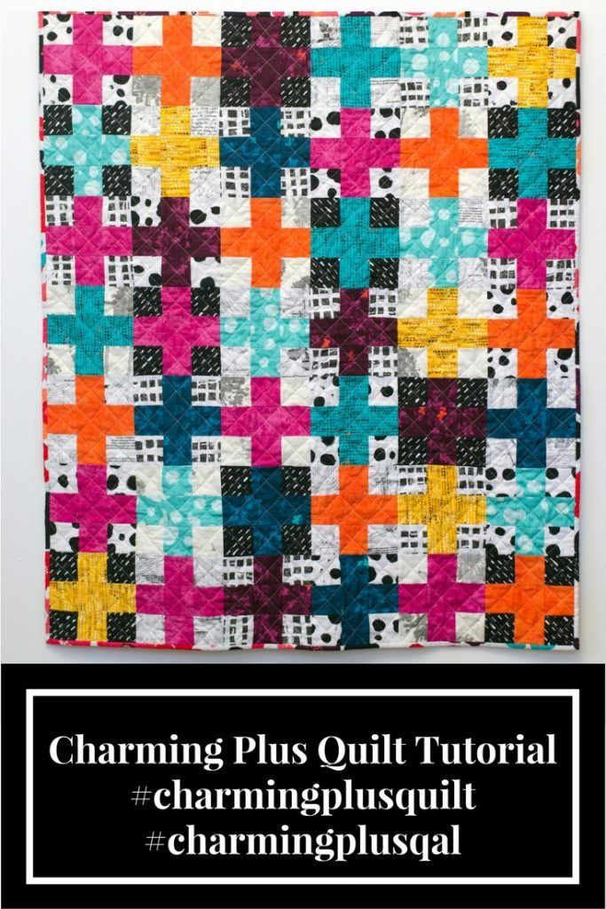 Charming Plus Quilt a Long   Quiltytherapy