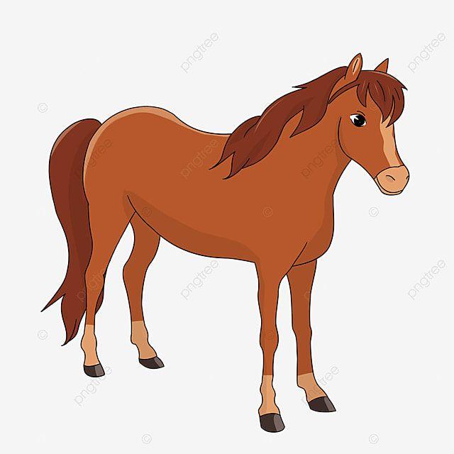 Klipart Cartoon Horse Loshad Klipart Ruchnoj Rospisyu Klip Art Png I Psd Fajl Png Dlya Besplatnoj Zagruzki In 2021 Horse Clip Art Animal Clipart Horse Posters