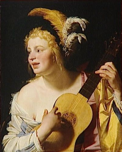 It's About Time: Music 1500-1600s - Women (& their dogs) making music