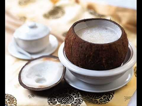 The Health Benefits of Coconut Milk - how to make raw Coconut Creme, Butter, and Oil!
