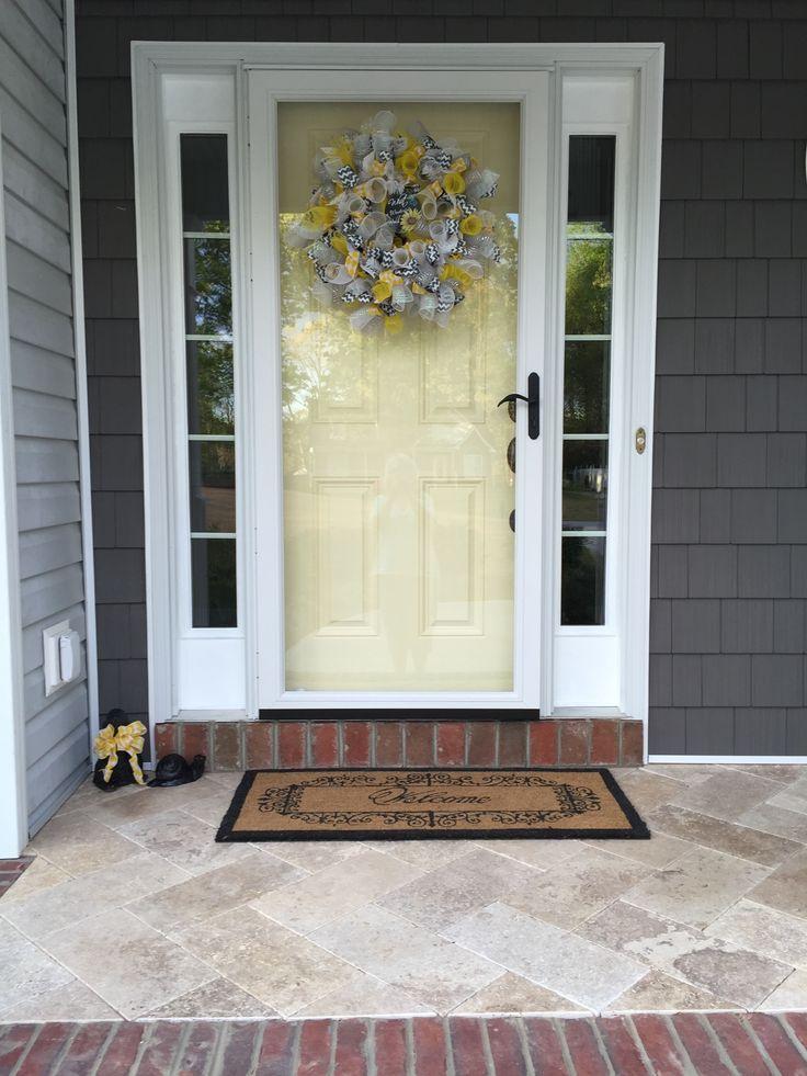 Exterior Entryway Ideas Front Entrances