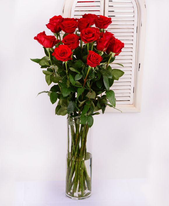 Red roses Freedom #redroses #flowersdelivery #birthdayflowers #gift #kvetyexpres #Slovakia
