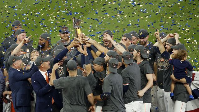 images houston astros 2017 world series win | Houston-Astros-down-New-York-Yankees-head-to-World-Series - Story