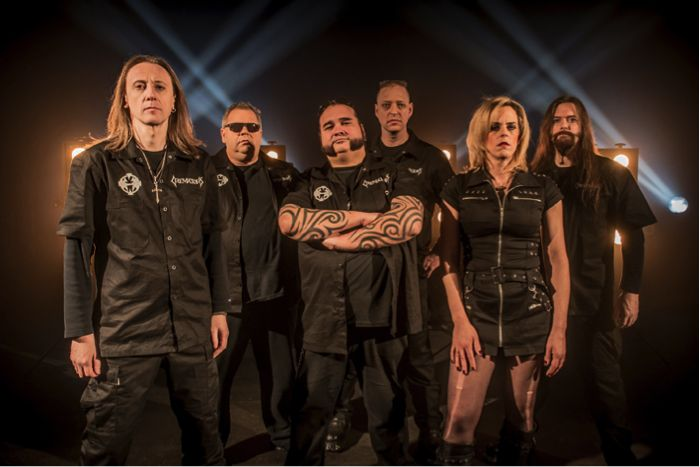 "CREMATORY Release New Video For ""Haus mit Garten"" New Album Monument Out Now"