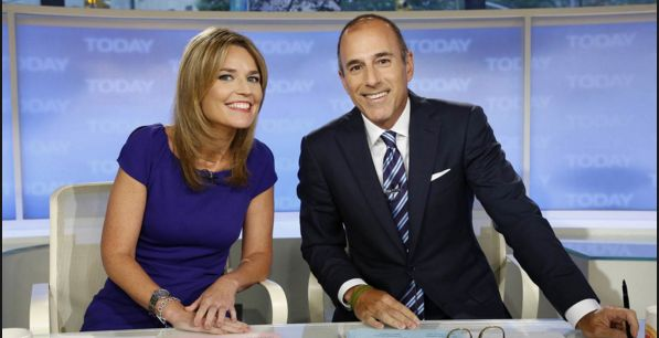 """Matt Lauer, the anchor of """"Today"""" for two decades, was fired by NBC News after a """"detailed complaint about inappropriate sexual behavior in the workplace,"""" the network announced. NBC News Chairman Andrew Lack said in a memo to employees that the complaint,..."""