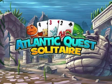 Atlantic Quest: Solitaire Download PC Game: http://www.bigfishgames.com/games/8526/atlantic-quest-solitaire/?channel=affiliates&identifier=af5dc3355635 Atlantic Quest: Solitaire PC Game, Solitaire Games. It's 'High Fins and cards galore' as Sharky and Clowny are off to their latest deep sea adventure! Download Atlantic Quest: Solitaire Game for PC for free!