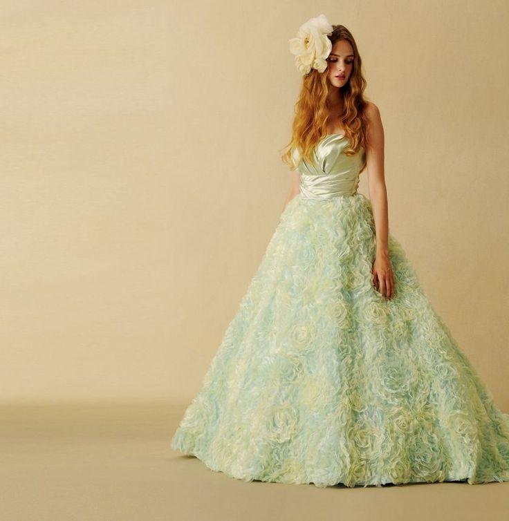 \marry読者限定企画/可愛すぎるTAKAMI BRIDALのドレスの試着イベント開催!にて紹介している画像