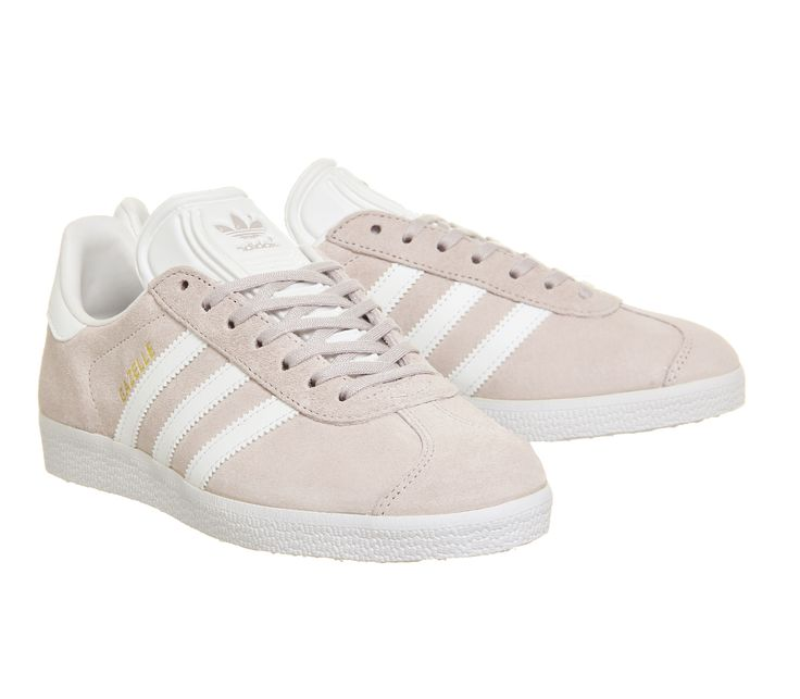 Who at adidas chose to name this Gazelle 'Ice Purple/White'? Deffo a ladies Gazelle
