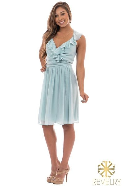 Fall In Love With Trendy Affordable And Designer Quality Bridesmaid Dresses Separates By Revelry