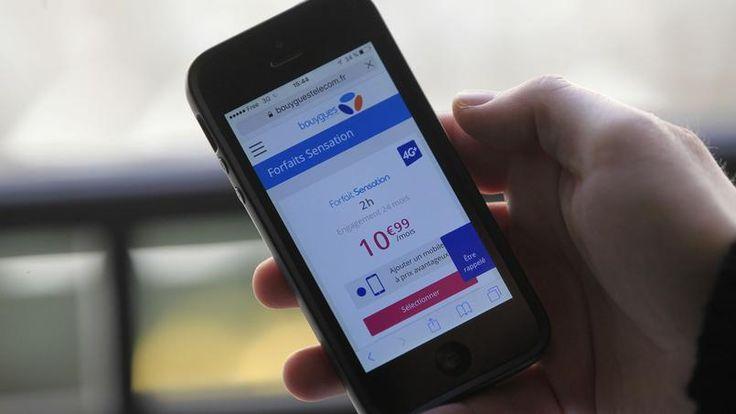Bouygues Telecom profite des malheurs de SFR