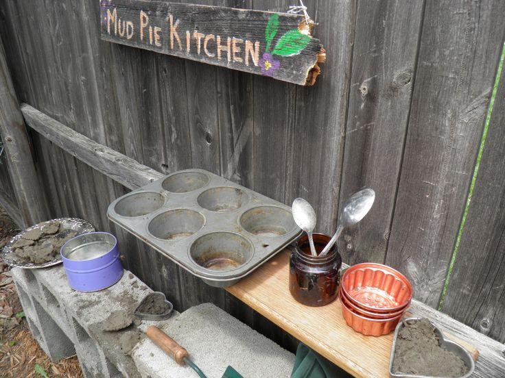 Mud Pie Kitchen Materials