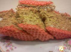 Мамин вафельный торт