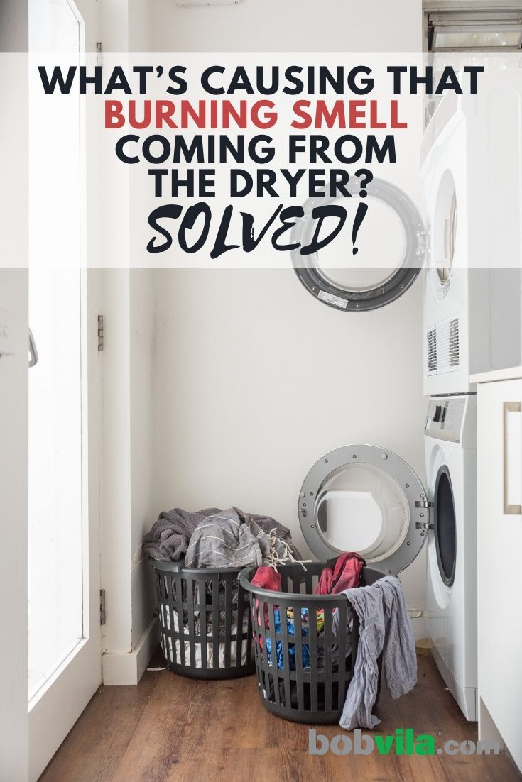 How To Get A Smell Out Of Your Dryer