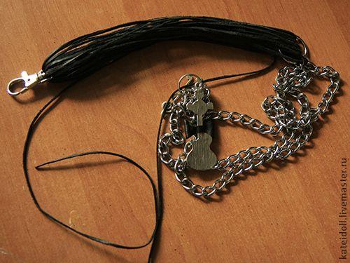 Делаем длинный кожаный шнурок из обрезков кожи - Ярмарка Мастеров - ручная работа, handmade