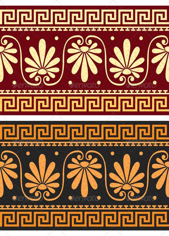 12 best frieze patterns images on Pinterest   Arabesque ...