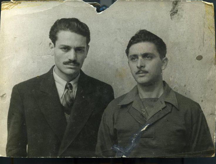 Manolis Glezos and Apostolos Santas climbed on the Acropolis on May 30, 1941 and…
