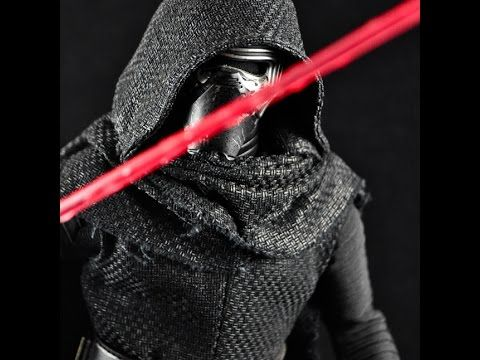 Electrified Porcupine - Toys, Collectibles, Action Figures, Music, WWE, and More!: Star Wars Kylo Ren Sixth Scale Figure by Hot Toys ...