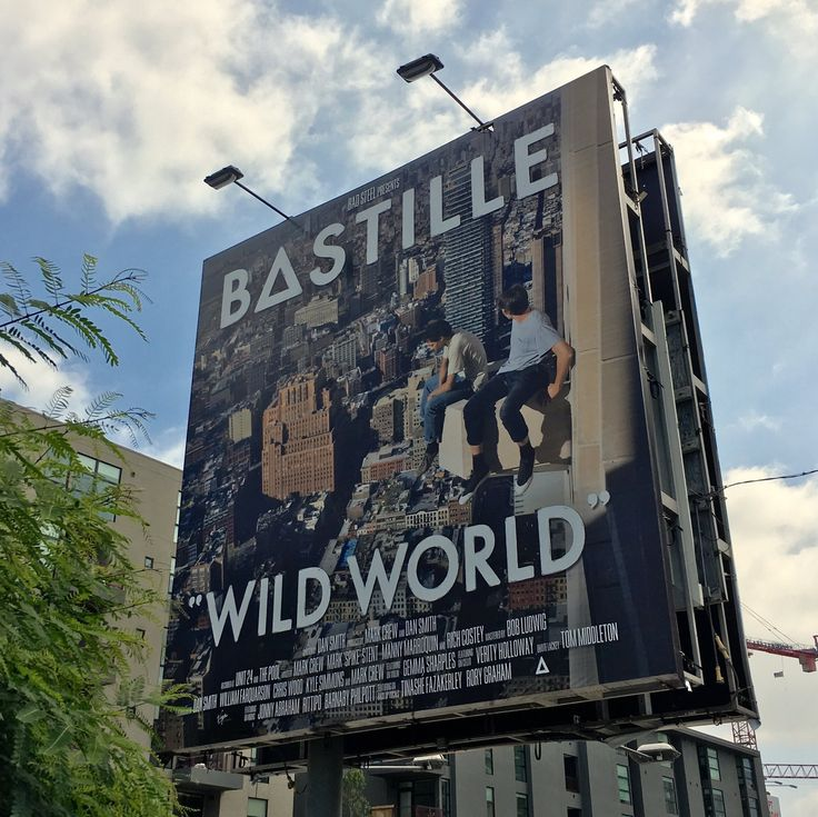 bastille wild world jacket