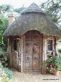 Cottage: Favorite Places, Tiny Houses, Cottages, By, Hobbit House, Playhouse, Summer Houses, Fairytale