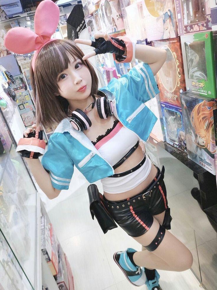 Source aliga_ailedou on Twitter Kostum cosplay, Gadis