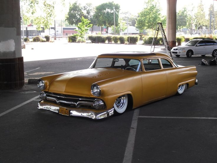 Ford 1955 - 1956 custom & mild custom - Page 4 147f704953a16ab7400a8c191be63946